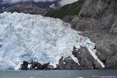 Aialik Glacier