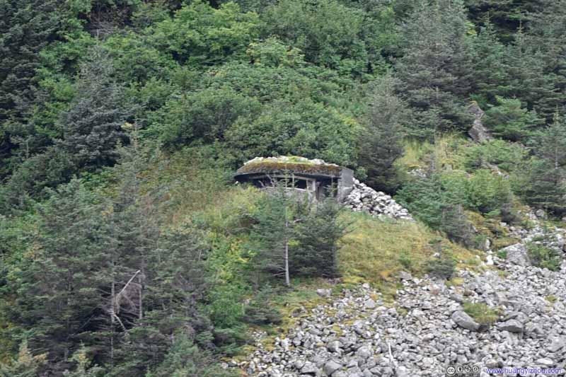Bunker on Rugged Island
