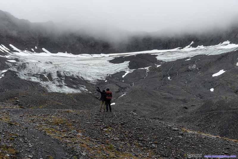 Hello Glaciers