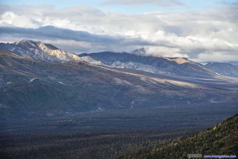 Distant Mountains
