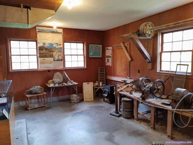 Bucking Room