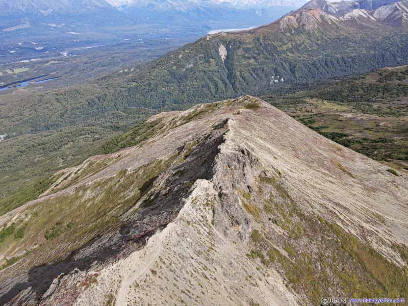 Lazy Mountain Summit