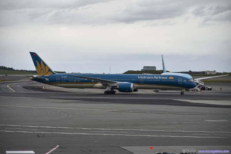Vietnam Airlines B787-10 (VN-A879)