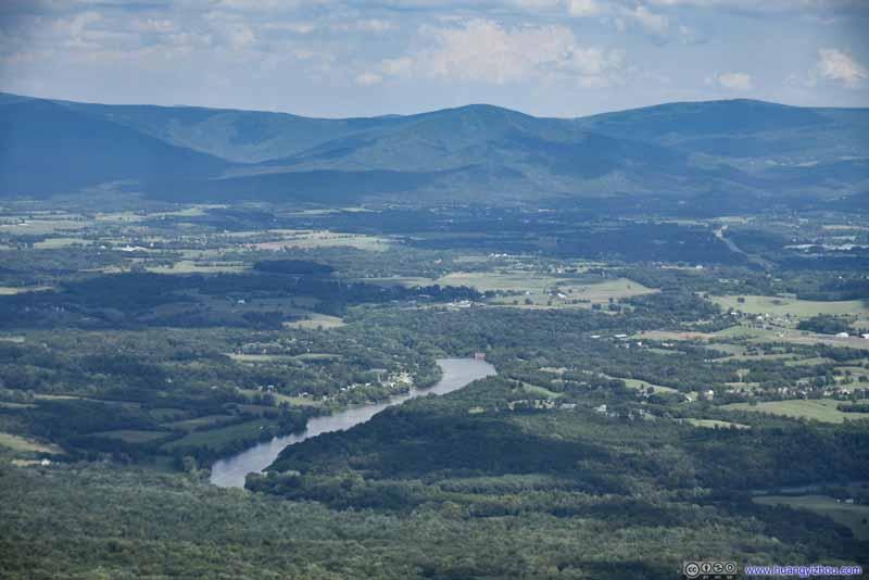 Shenandoah River before Shenandoah National Park