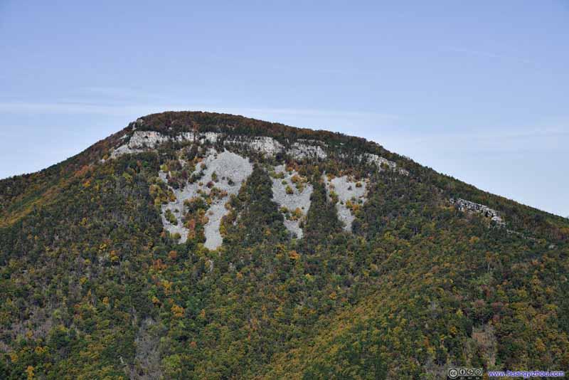 New Creek Mountain