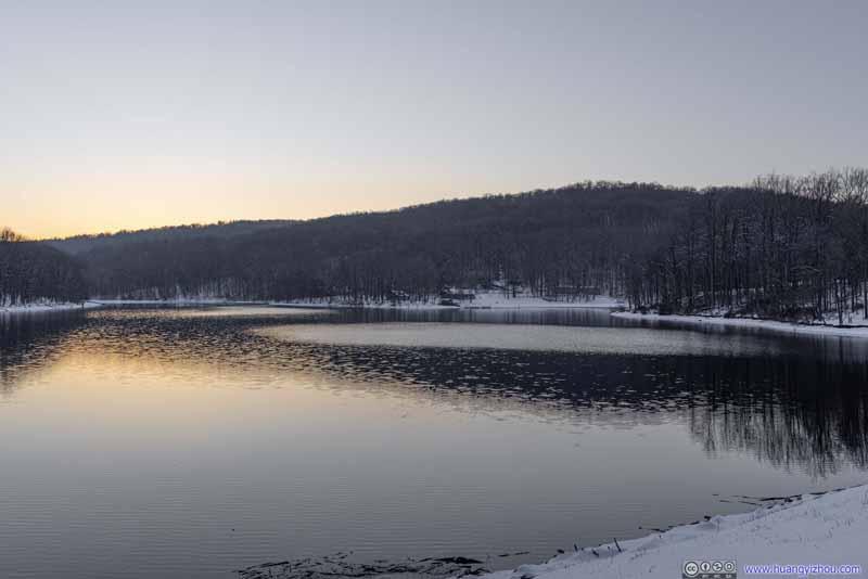 Hunting Creek Lake