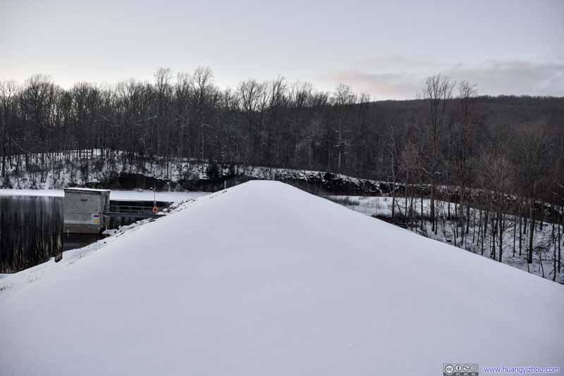 Hunting Creek Dam