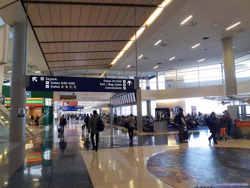 DFW Terminal D