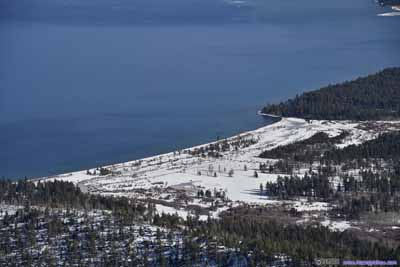 Shores of South Lake Tahoe