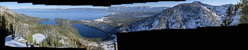 View from Maggies Peak