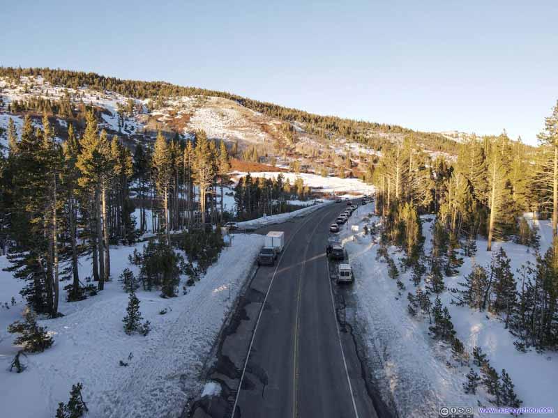 Mount Rose Highway