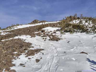 Trail to Summit
