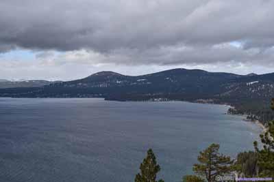 Shores of Lake Tahoe