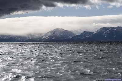 Mount Tallac across Lake Tahoe