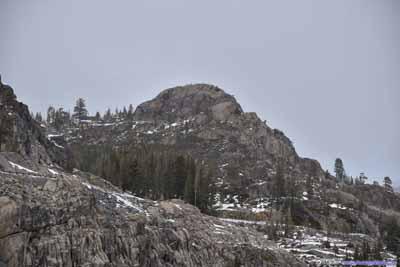 George R. Stewart Peak