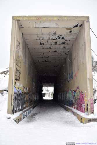 Tunnel #7