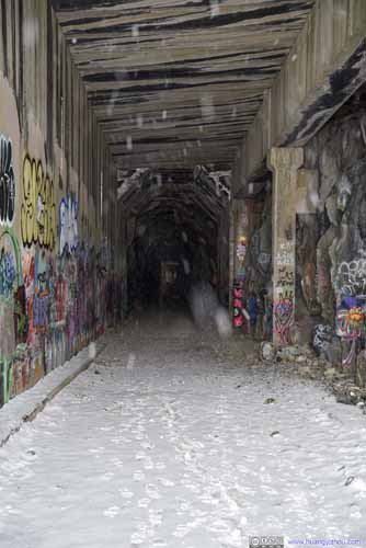 Tunnel #8