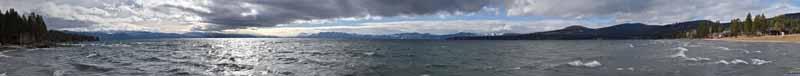 Lake Tahoe from Kings Beach