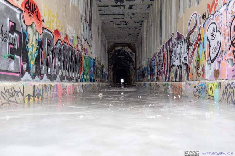 Summit Tunnel Floor