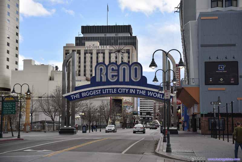 Reno Streets