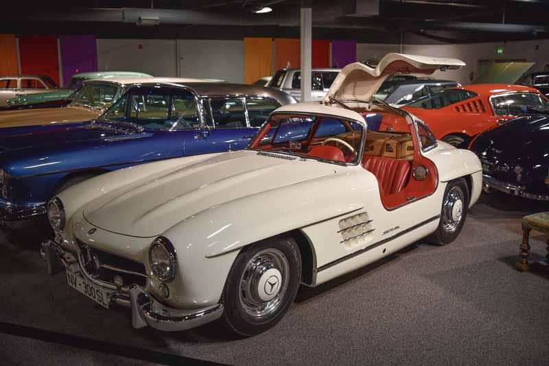 1956 Mercedes Benz