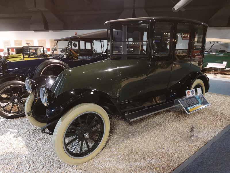 1917 Franklin