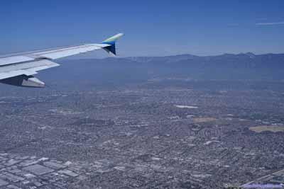 East Los Angeles Suburb
