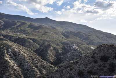 Santa Rosa Mountain