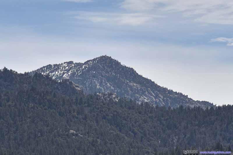Tahquitz Peak