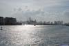 Distant Miami Skyline