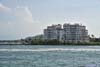 Buildings on Fisher Island