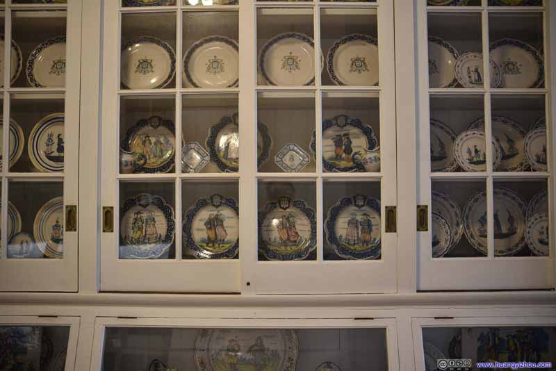 Dishes in Kitchen