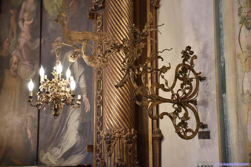 Lamp Post Decorations
