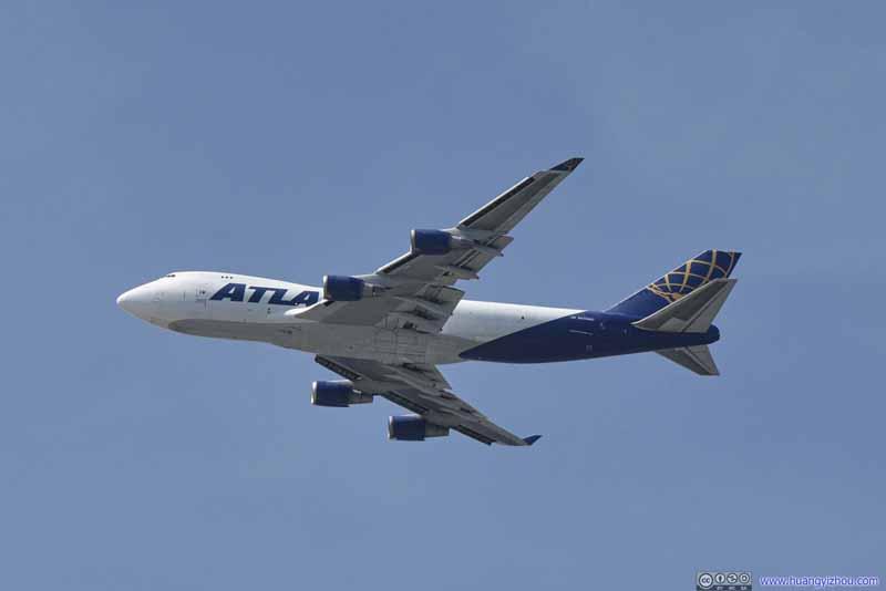 Atlas Air B744F (N499MC)