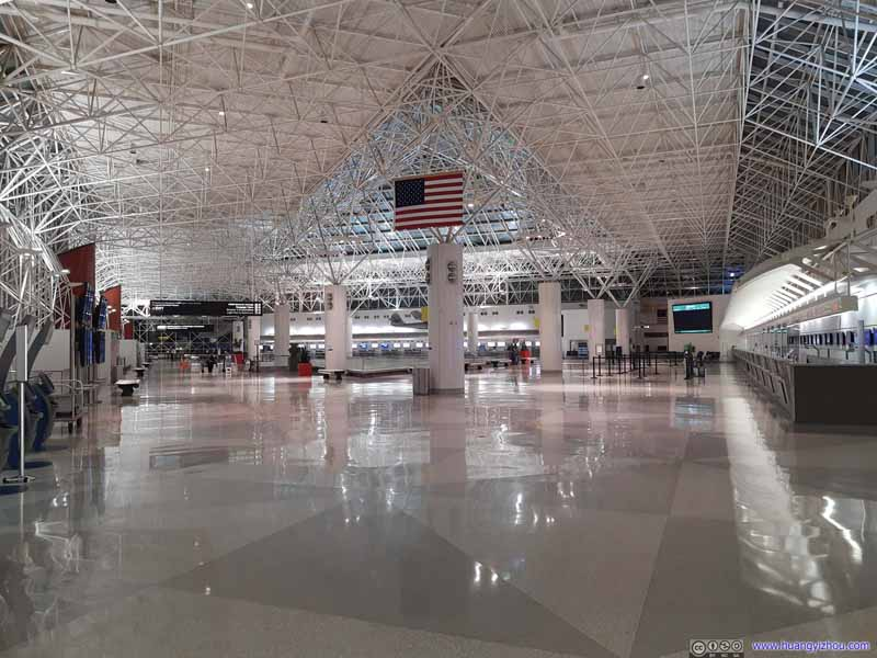 Baltimore Airport Concourse E