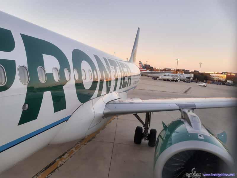 Boarding Flight to Miami