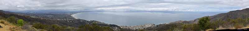 Parker Mesa Overlooking Santa Monica Bay